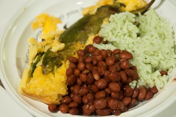 Chile Rellenos Casserole Recipe