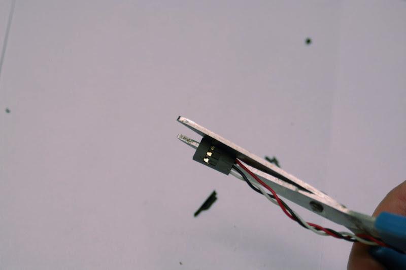 [DIY] MZ系列扁頭快門線