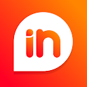 InChat - Live Video Chat and Meet New People icon