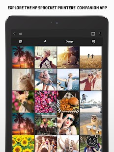 HP Sprocket – Miniaturansicht des Screenshots