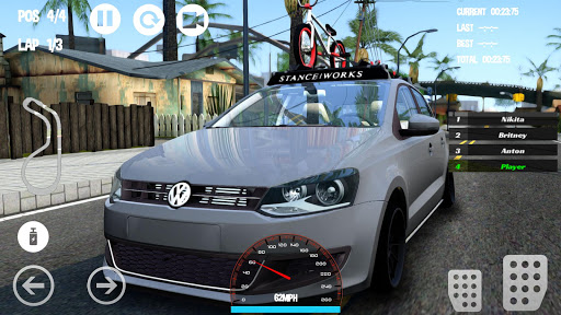 Car Racing Volkswagen Game 1.0 screenshots 2