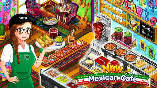 Cafe Panic: Cooking Restaurant screenshots 1