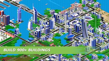 Designer City: building game APK screenshot thumbnail 3