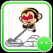 Stickey Cartoon Monkey King APK