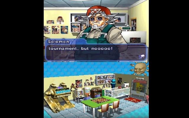 Yu-Gi-Oh! Nightmare Troubadour Game