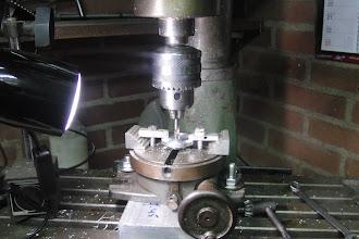 Photo: Nieuwe cilinderkoppen maken.
