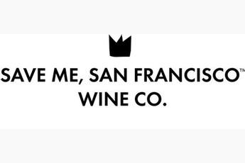 Logo for Save Me, San Francisco Calling All Angels Chardonnay