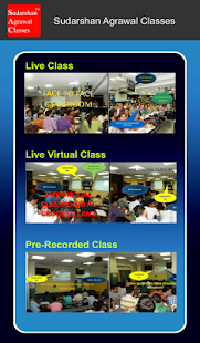 Sudarshan Agrawal Classes- screenshot thumbnail