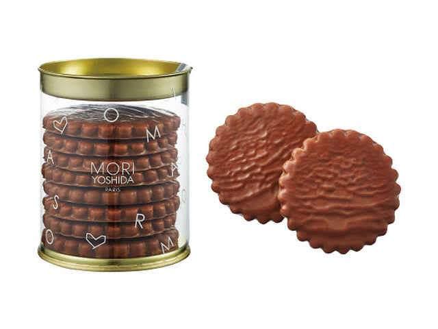 MORIYOSHIDAのチョコサブレ