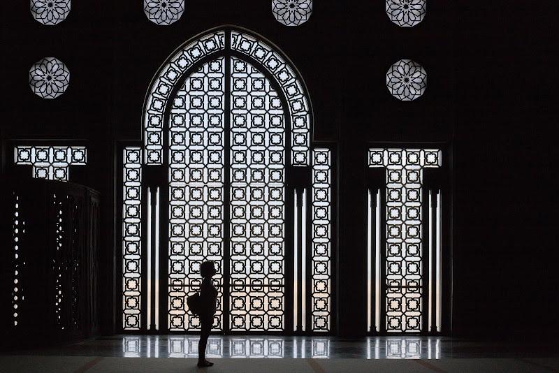 Simmetria di luce di oxrnick