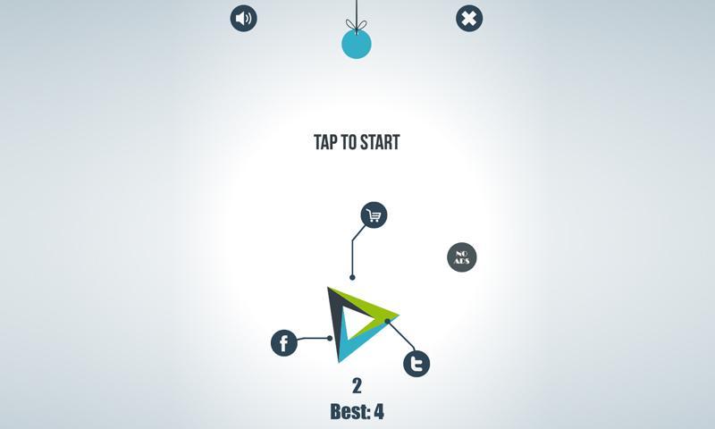 Fast Triangle - στιγμιότυπο οθόνης