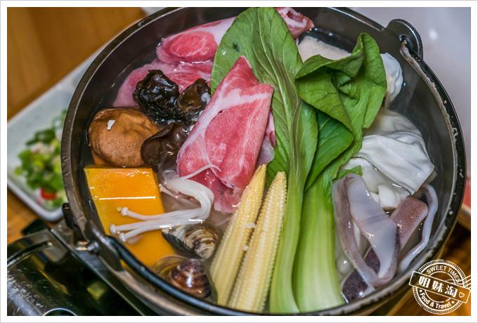 溫室造咖豬肉火鍋