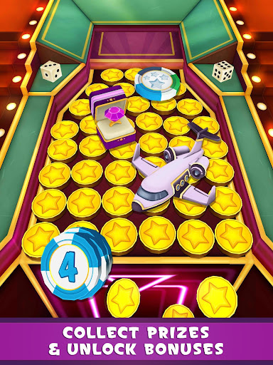 Coin Dozer: Casino  screenshots 7