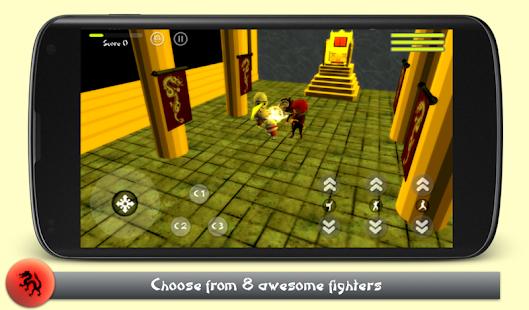 kung fu fighting card game pdf