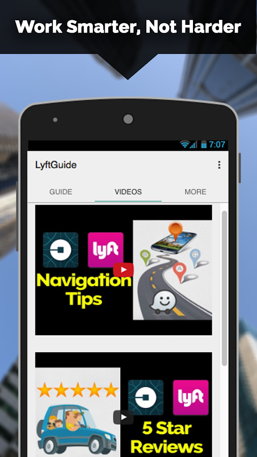 guide for lyft drivers android apps on google play. Black Bedroom Furniture Sets. Home Design Ideas
