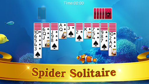 Spider Solitaire 2.9.477 gameplay | by HackJr.Pw 13