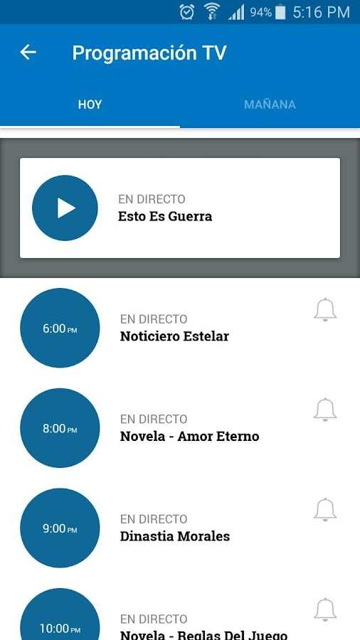 Tvn noticias android apps on google play for App noticias android