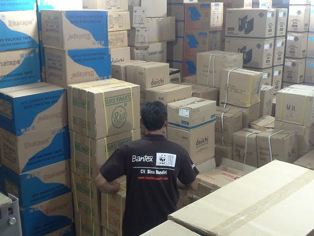 Gudang ATK Alat Tulis Kantor Bina Mandiri Stationery Jakarta