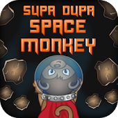 Supa Dupa Space Monkey