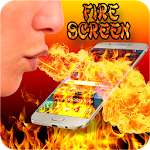 Total Fire Screen Prank Icon