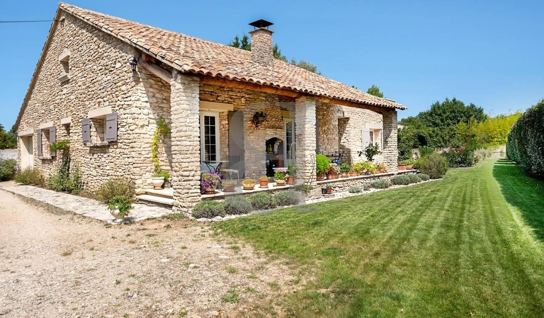 Villa avec piscine Venasque