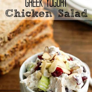 Greek Yogurt Chicken Salad Recipe
