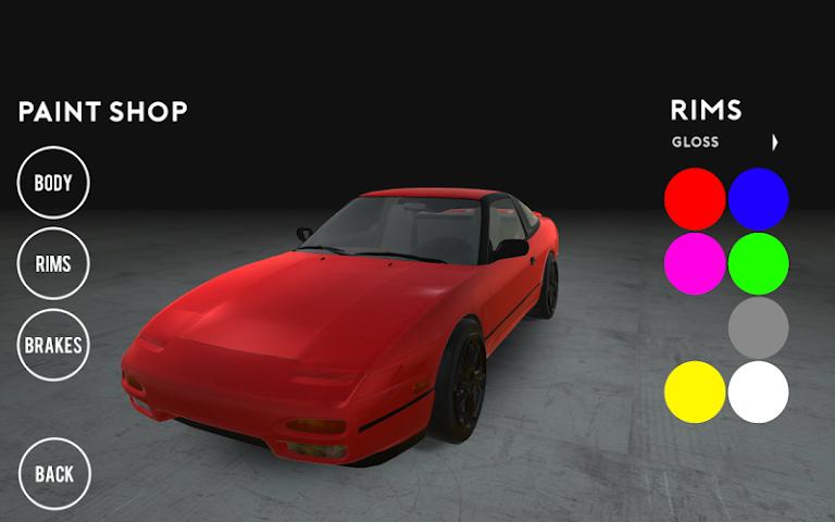 android JDM Car Tuning 2016 Screenshot 1