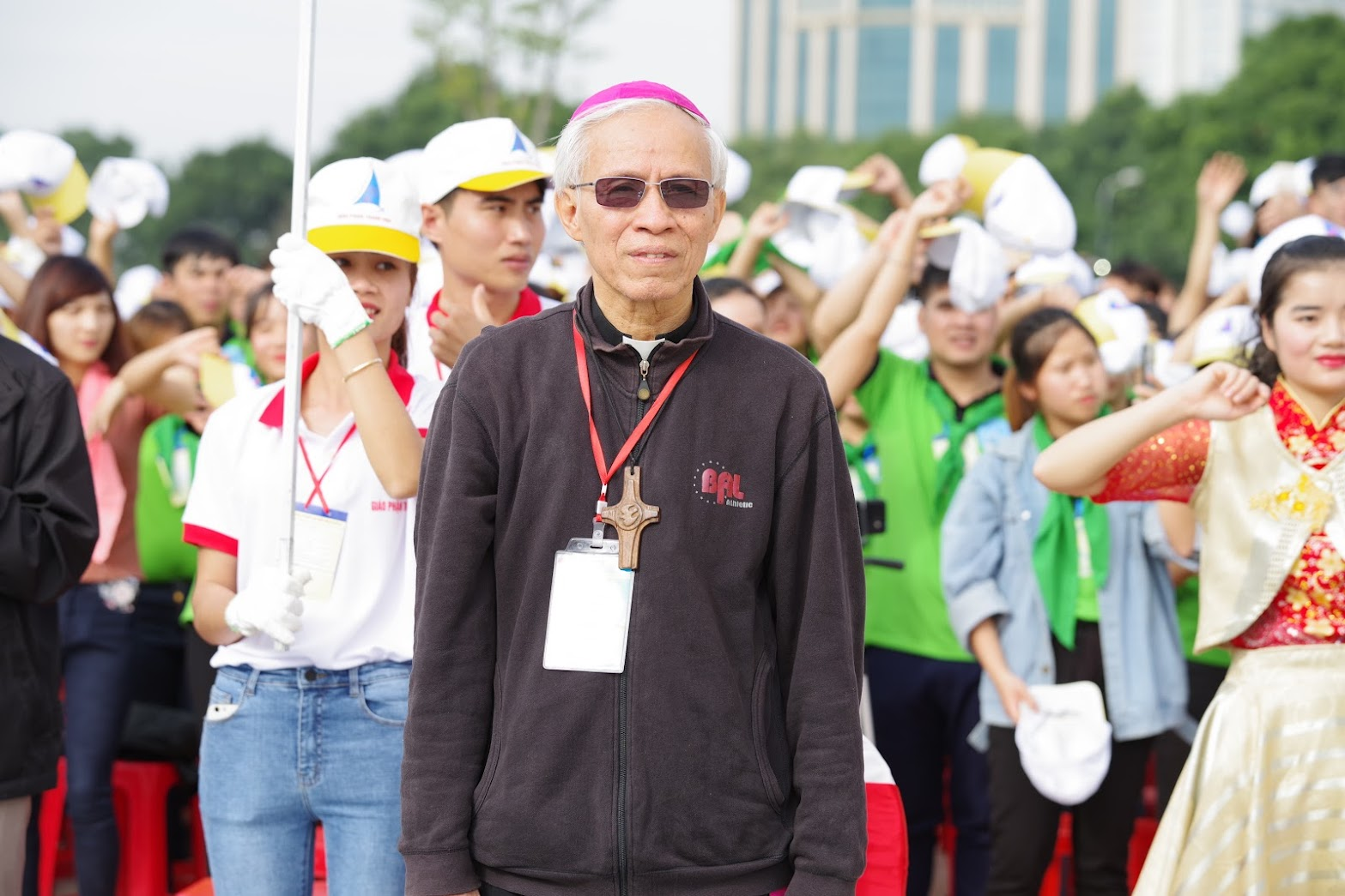 Những hình ảnh đẹp về lễ khai mạc Đại Hội Giới Trẻ giáo tỉnh Hà Nội lần thứ XV tại Thanh Hóa - Ảnh minh hoạ 28