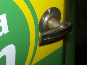 Photo: Photo example of original CBL Front Door Handle.  Photo courtesy of Gordan Wallick, pwshops