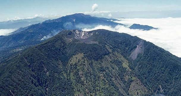 Parque Nacional Irazu