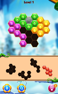 Genies Puzzle Hexa - náhled