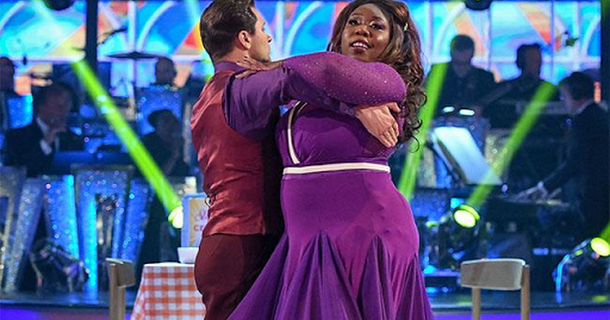 Chizzy Akudolu leaves Strictly Come Dancjng