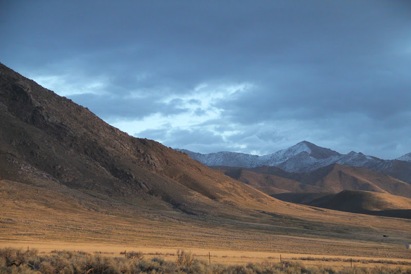 Photo: Somewhere between LA and Idaho