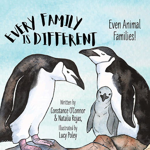 Every Family Is Different cover