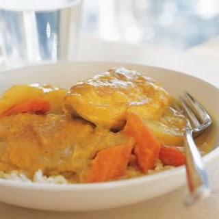 Spicy Yellow Chicken Curry Recipes.