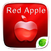 Red Apple GO Keyboard Theme