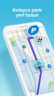 Waze - GPS, Haritalar & Trafik Screenshot
