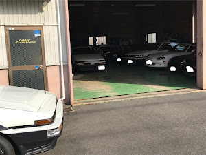 スプリンタートレノ AE86 GT APEX のカスタム事例画像 86 雅さんの2018年08月03日22:54の投稿