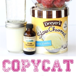 Copycat Strawberry Julius Recipe!