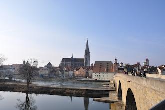 Photo: Regensburg (Řezno) je čtvrtým největším městem Bavorska. V současné době žije na jeho území 151 tisíc obyvatel.