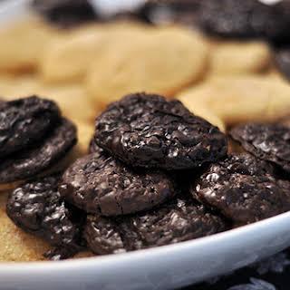 François Payard's Flourless Chocolate Cookies.