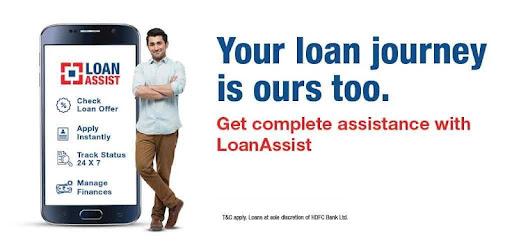 Loan Assist Hdfc Bank Loans Apps On Google Play