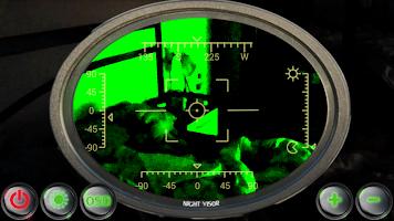 Night Vision Simulated
