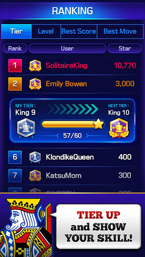 Solitaire Grand Royale : Klondike android2mod screenshots 7
