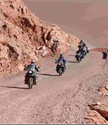 Voyage moto Argentine en BMW 1200 GS
