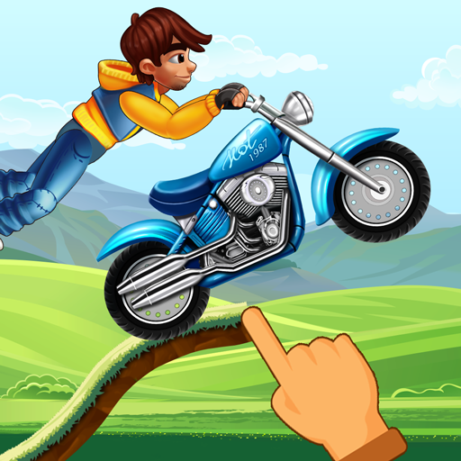 Road Draw: Hill Climb Motor Racing for PC