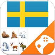 Swedish Game: Word Game, Vocabulary Game