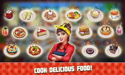 Food Truck Chef™: Cooking Game 1.3.8 (Mod)