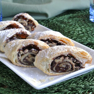 Chocolate Strudel Recipes.