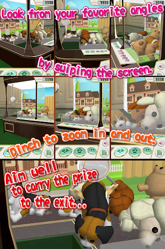 Claw Crane Puppies apktram screenshots 3